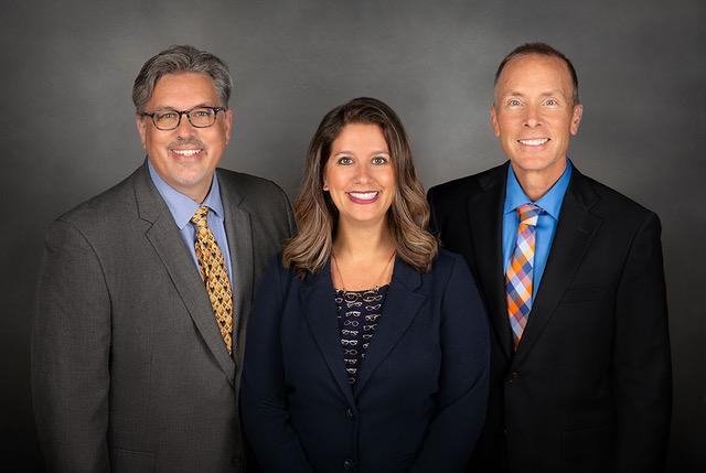 Drs Goga, Marquardt and Sarazen